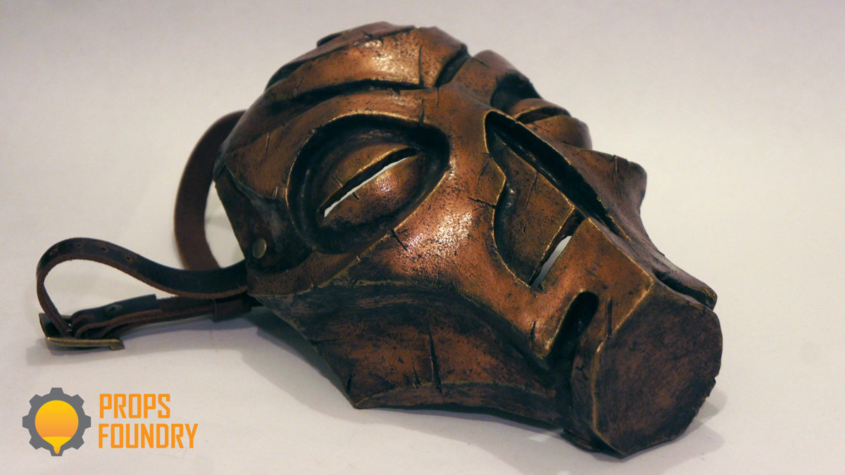 Dragon Priest Mask – Volsung