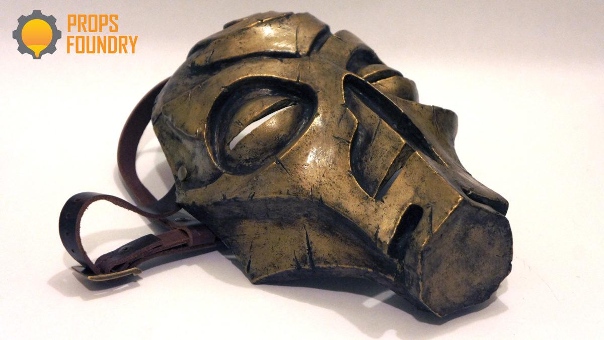 Dragon Priest Mask – Krosis