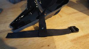 Left strap rivet 1