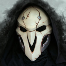 Reaper Mask Overwatch