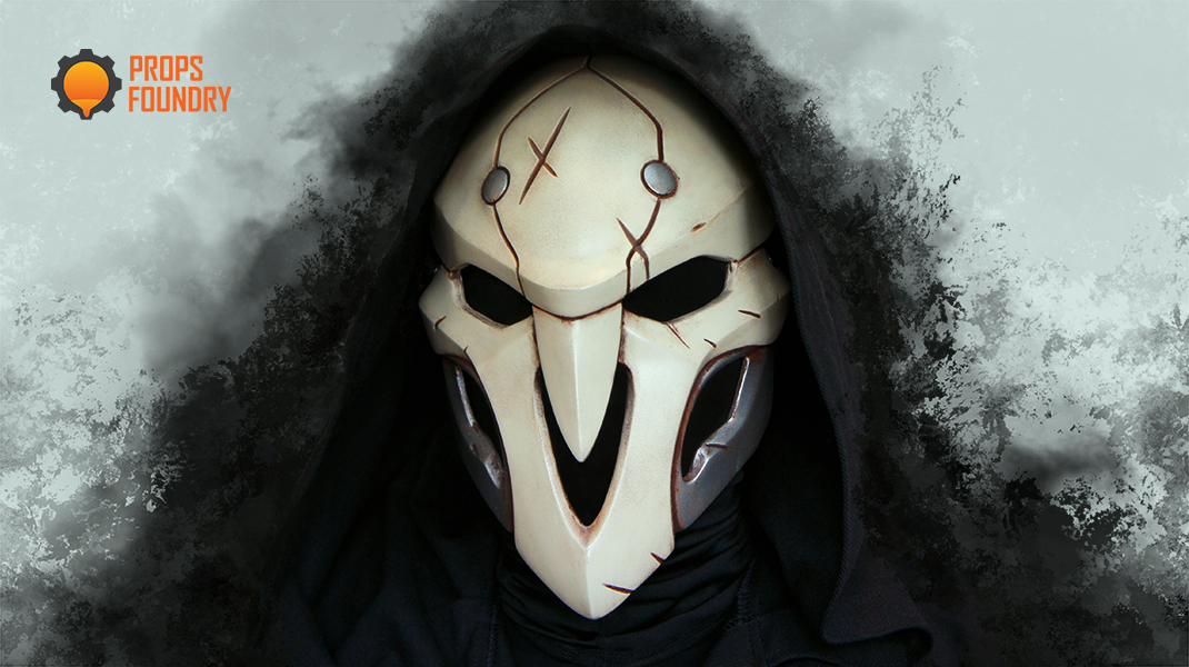 Reaper Mask Overwatch
