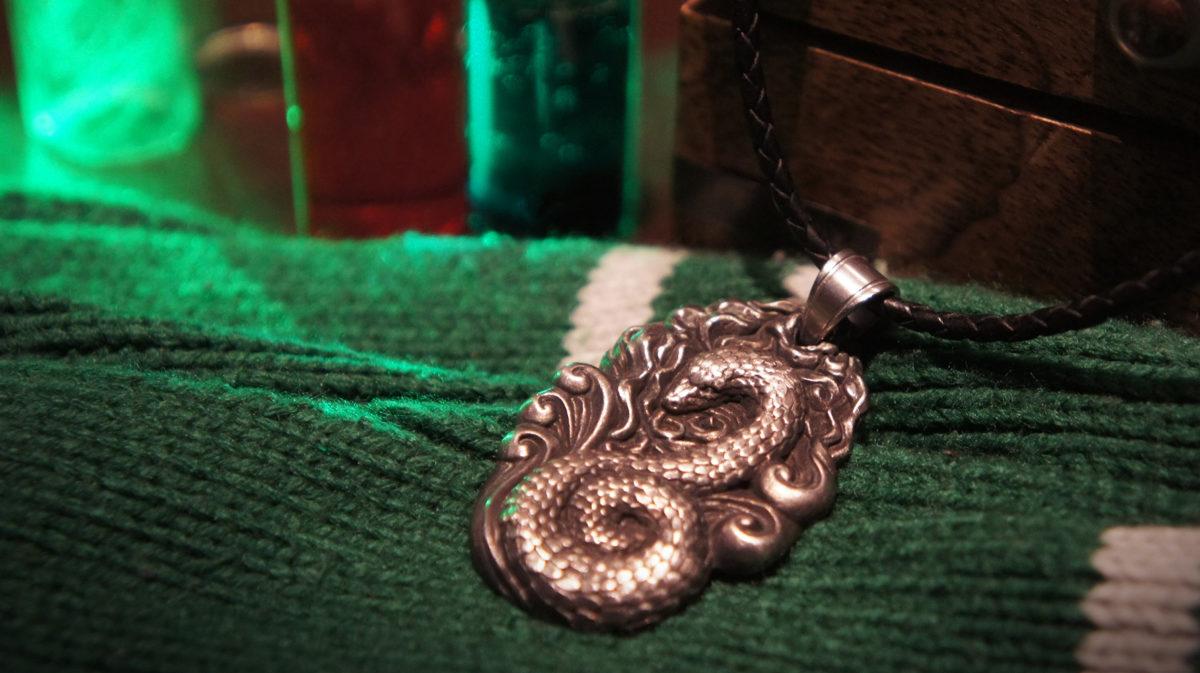 Slytherin pendant