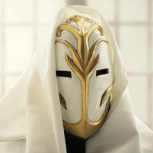Jedi Temple Guard Mask