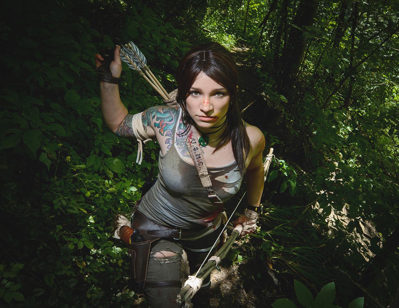 Lara Croft by Annie Graves / Photo: PHOTOGEMZ